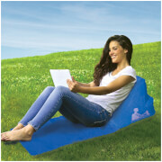 Escape Wicked Wedge Inflatable Lounger (Single) - Blue