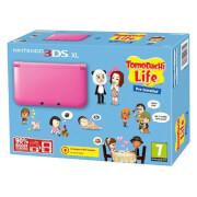 Nintendo 3DS XL Pink + Tomodachi Life