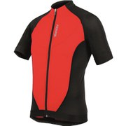 Santini Zero Impact 2.0 Short Sleeve Jersey - Red