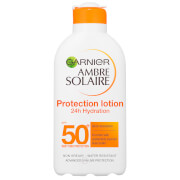 Garnier Ambre Solaire Ultra-Hydrating Sun Cream SPF 50+ 200ml