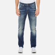 Scotch & Soda Men's Ralston Slim Fit Washed Denim Jeans - Admiral Blue