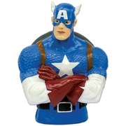 Marvel Avengers Age of Ultron Captain America Bust Bank