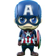 Hot Toys Marvel Avengers Age of Ultron Captain America Collectible Cosbaby Action Figure