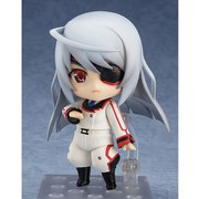 IS (Infinite Stratos) Nendoroid PVC Actionfigur Laura Bodewig