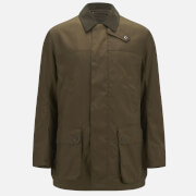 Knutsford Men's 'Made in England' Nylon Shooting Jacket - Brown