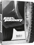 Fast & Furious 7 - UK Exclusive Steelbook (Limited to 3000 copies).