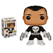 Marvel The Punisher Exclusive Pop! Vinyl Bobble Head Figur