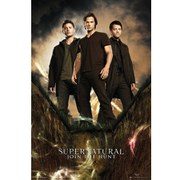 Supernatural Group - Maxi Poster - 61 x 91.5cm