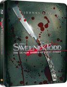 Sweeney Todd -Steelbook Exclusivo de Edición Limitada