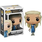 Game of Thrones Daenerys in Blue Gown Funko Pop! Figur