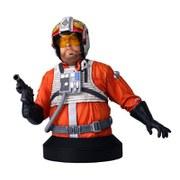 Gentle Giant Star Wars Jek Porkins X-Wing Pilot 2014 SDCC Exclusive Mini Bust