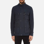 Belstaff Men's Nylon Trialmaster Jacket - Navy