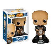 Star Wars Nalan Cheel Pop! Vinyl Bobble Head Figur