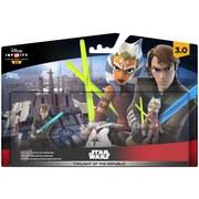 Disney Infinity 3.0: Star Wars Twilight Of The Republic Play Set
