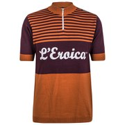 Santini L'Eroica Gaiole 2015 Event Series Short Sleeve Jersey - Orange