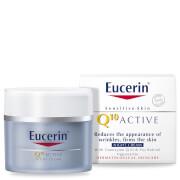 Eucerin® Sensitive Skin Q10 Active Anti-Wrinkle Night Cream (50ml)