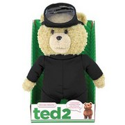 Ted 2 Animierte Plüschfigur mit Sound Scuba Clean *Englische Version*