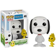 Peanuts Snoopy and Woodstock Funko Pop! Figur