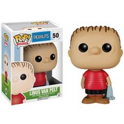 Peanuts POP! Animation Vinyl Figura Linus