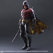 Batman Arkham Knight Play Arts Kai Actionfigur Robin