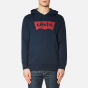Levi's Men's Graphic Hoody - Dress Blues