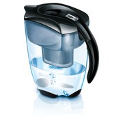 BRITA Elemaris Meter XL Water Filter Jug - Black (3.5L)