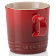 Le Creuset Stoneware Mug, 350ml - Cerise