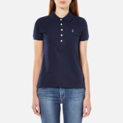 Polo Ralph Lauren Women's Julie Polo Shirt - Cruise Navy