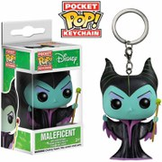 Disney Maleficent Pocket Pop! Vinyl Schlüsselanhänger