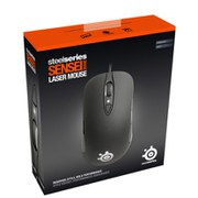 SteelSeries Sensei [RAW] - Rubberized Black