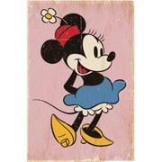 Disney Minnie Mouse Retro - 24 x 36 Inches Maxi Poster