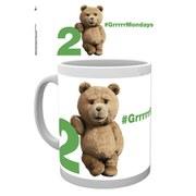 Ted 2 Logo 2 - Mug