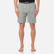 BOSS Hugo Boss Men's Cotton Lounge Shorts - Grey