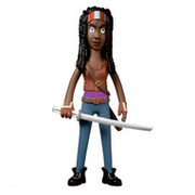 Figura Idolz Vinyl Sugar Michonne - The Walking Dead
