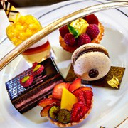 Afternoon Tea for Two at Park Lane Hotel in Mayfair