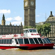 River Thames Afternoon Tea Cruise with City Cruises
