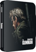 The Gunman - Zavvi Exclusive Limited Edition Steelbook (UK EDITION)