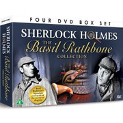 Sherlock Holmes: The Basil Rathbone Collection