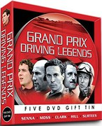 Grand Prix Driving Legends