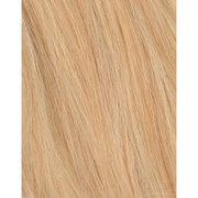 Échantillon d'extension de cheveux 100% Remy de Beauty Works - Blond Boho 613/27