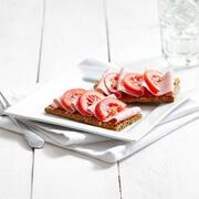 Crackers proteici al formaggio olandese (Scatola da 7)
