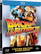 Back to The Future 3  - Zavvi Exclusive Limited Anniversary Edition Steelbook