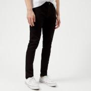 Nudie Jeans Skinny Lin Jeans - Black