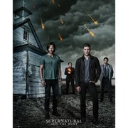 Supernatural Church - 16 x 20 Inches Mini Poster