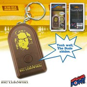 The Big Lebowski Talking Key Chain