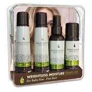 Macadamia Weightless Moisture Travel Kit