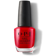 Laca de uñas Classic de OPI - Big Apple Red (15 ml)