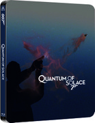 Quantum of Solace Blu-ray Steelbook - Zavvi Steelbook édition limitée exclusive