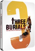 Three Burials Of Melquiades Estrada - Zavvi Exclusive Limited Steelbook (UK EDITION)