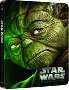 Star Wars Episode II: Attack of the Clones - Limited Edition Steelbook (UK EDITION)